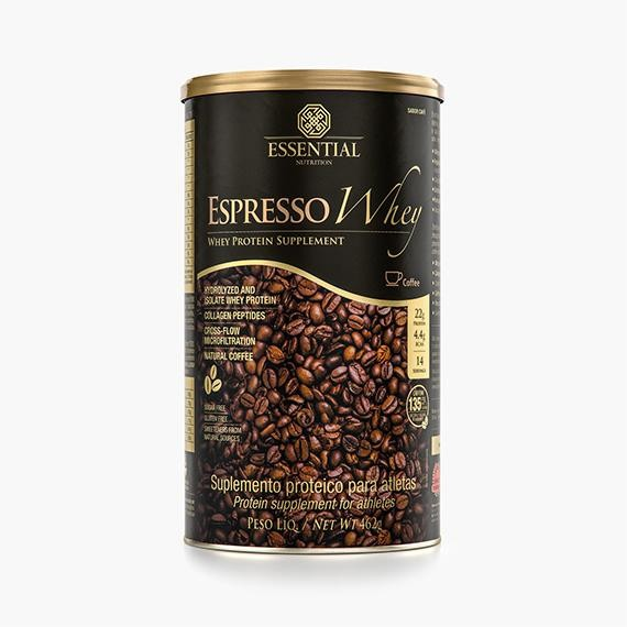 ESPRESSO WHEY CAFE 462G ESSENTIAL