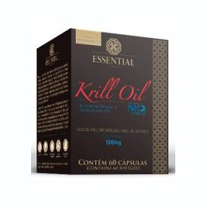 Óleo Krill 60 Cápsulas
