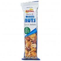 Barra Mixed Nuts Coco e Amendoim