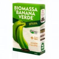 Biomassa Banana Verde Integral