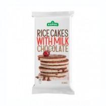Biscoito Arroz Com Chocolate ao Leite