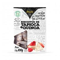 Biscoito Tapioca com Quinoa