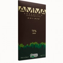 Chocolate 75% Orgânico - AMMA
