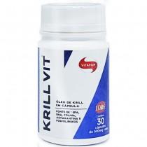 Óleo de Krill 30 Cápsulas
