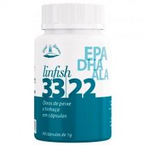 Lin Fish 3322 60 Cápsulas