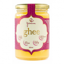 Manteiga Ghee 350 ml Yamuna