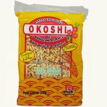 Okoshi Arroz Integral com Açúcar Orgânico