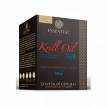 Óleo Krill 60 Cápsulas - ESSENTIAL