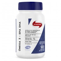 Omegafor 120 Cápsulas