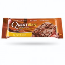 Barra Quest Bar Chocolate Brownie